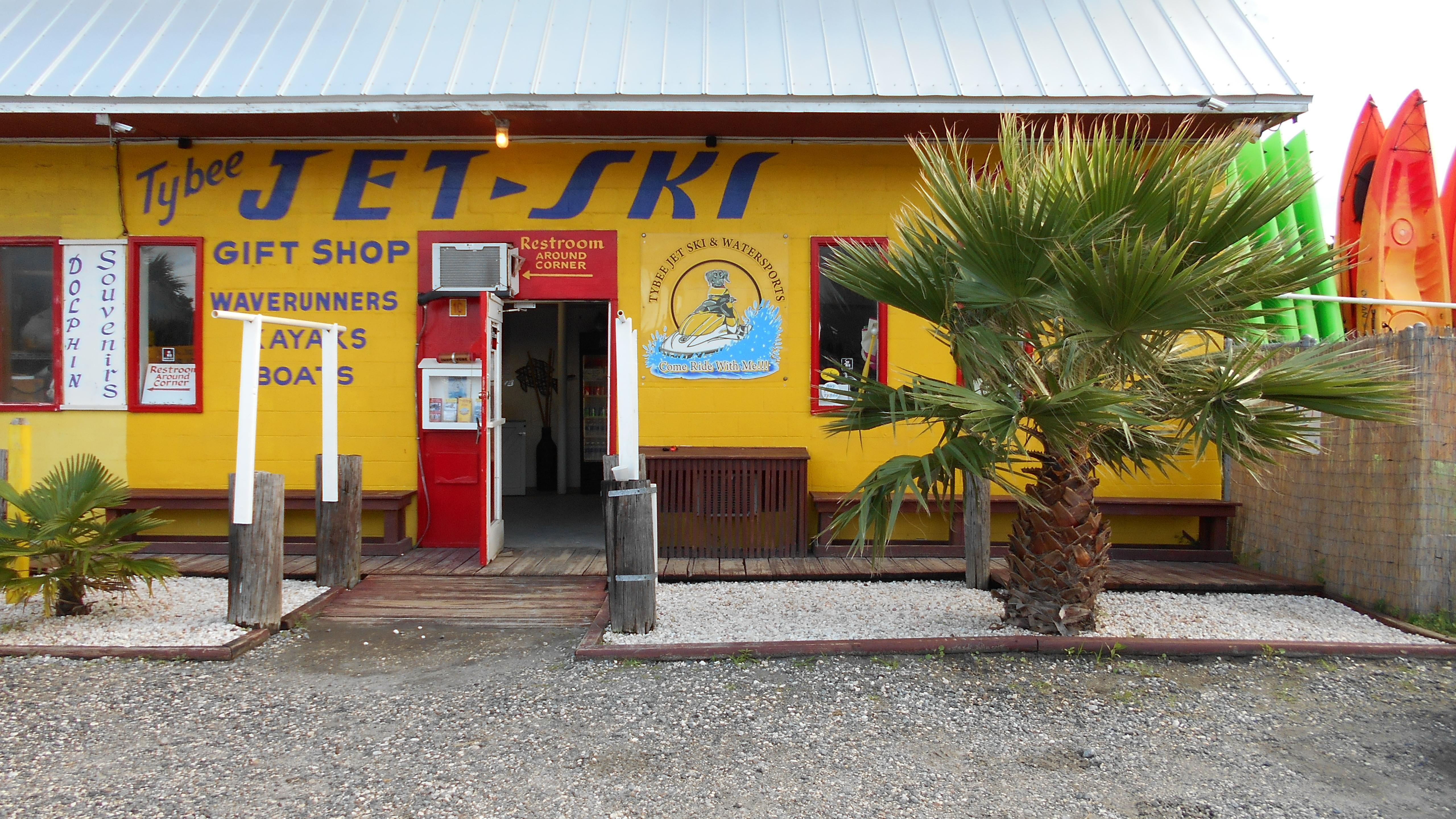 Tybee Jet Ski Watersports